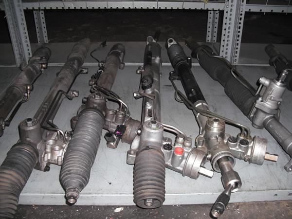 Recon Steering Racks