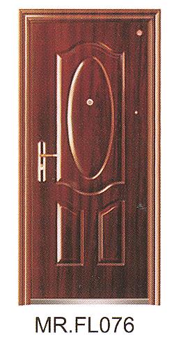 Custom steel garage doors - Kingdom Doors Steel Security Doors