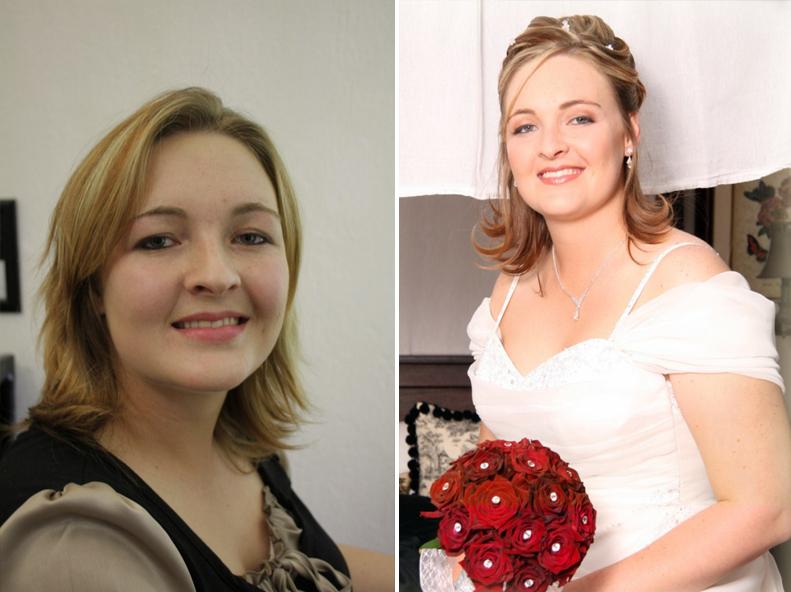 Bridal Make Up Bridal Hair Stylist Hair And Make Up Lynette Van Zyl